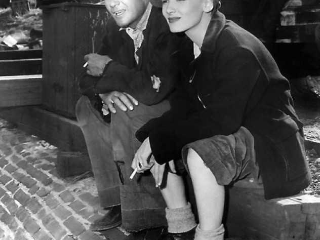 A scene from <em>Sullivan's Travels</em>, at the Harvard Film Archive