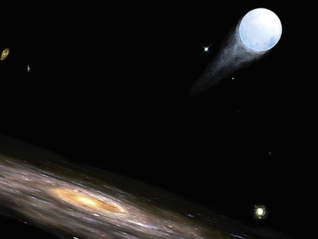 """""""Stellar Outcasts: Hypervelocity Stars"""" are the topic for Observatory Night in September."""