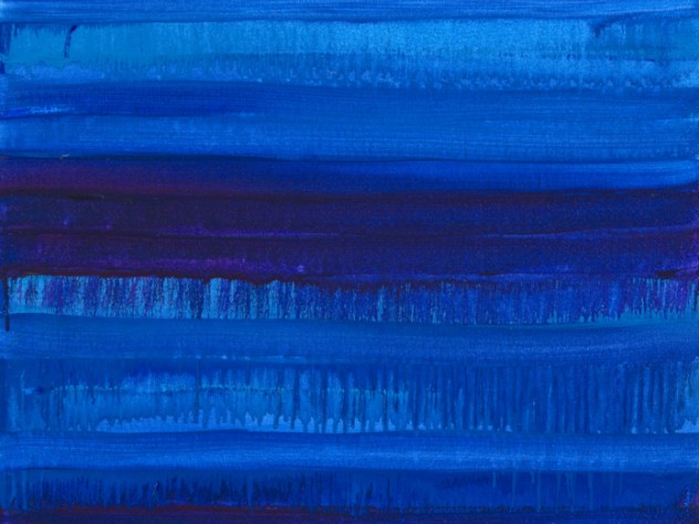 <em>Kanjeevaram 51</em> (oil on canvas, 2009)