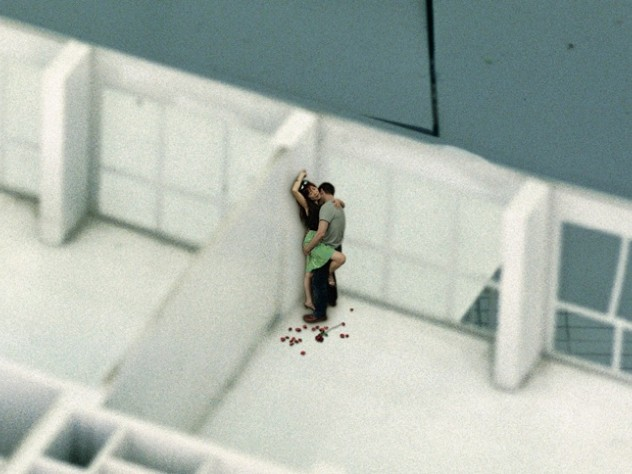 "Detail of ""Urban  Fiction, Image 13"" (2005)"