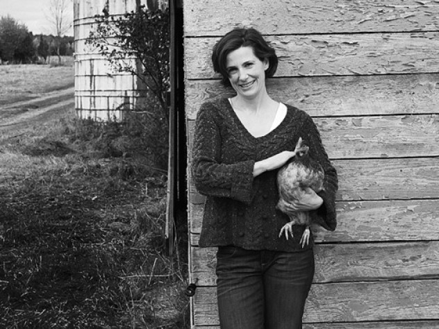 Kristin Kimball has chosen to learn about farming from the ground up.