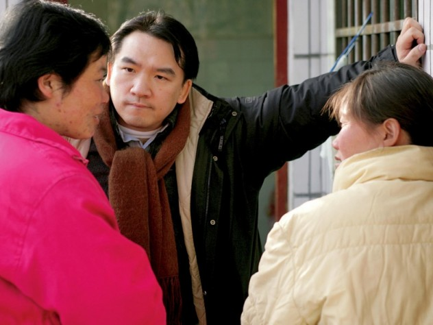 Chung To travels frequently in rural China, visiting the students supported by his Chi Heng Foundation and their families.