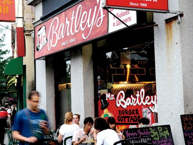 Bartley's