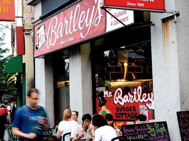 Bartley's