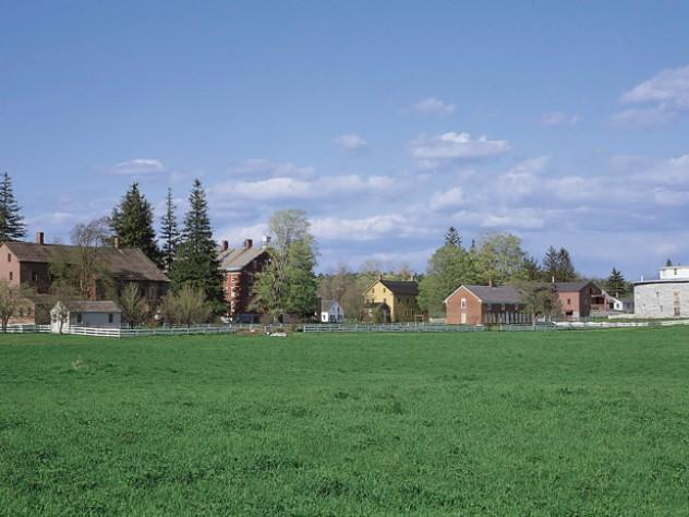 Hancock Shaker Village