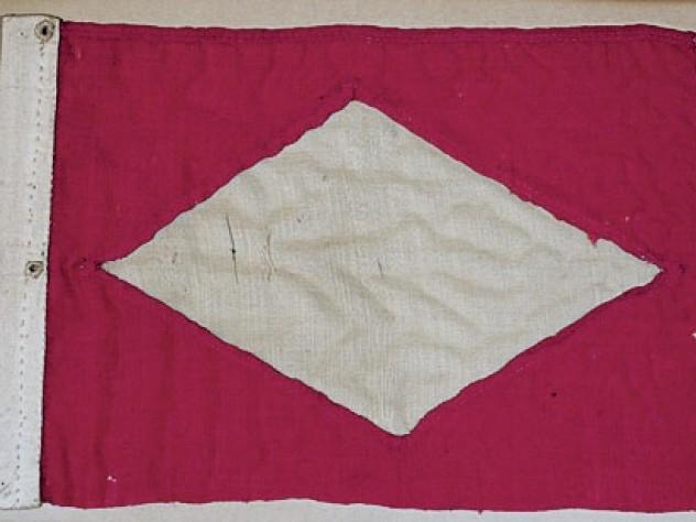 The Heard Company flag