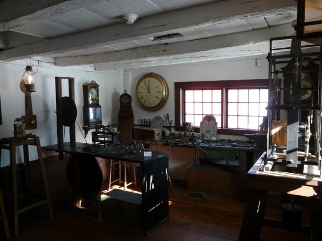 Willard House and Clock Museum