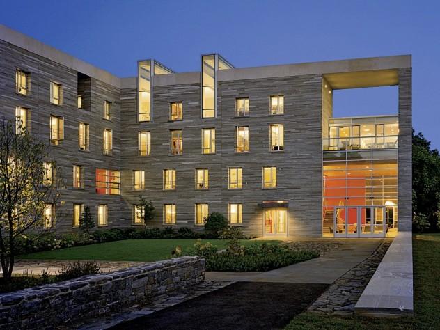 The Alice Paul and David Kemp Residence Halls at Swarthmore