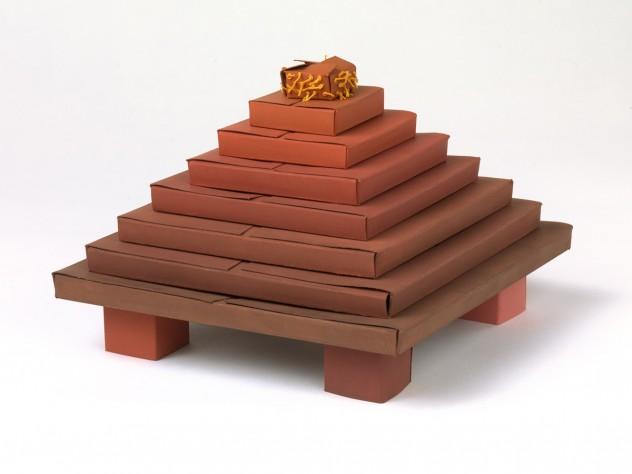 <i>Monument Model: Red </i>