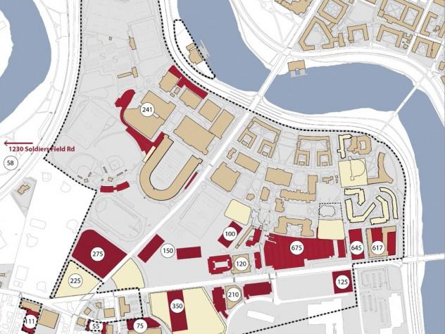 Ten-year proposed parking in Allston