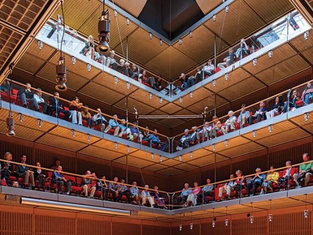 Concert music soars at the Gardner Museum's Calderwood Hall