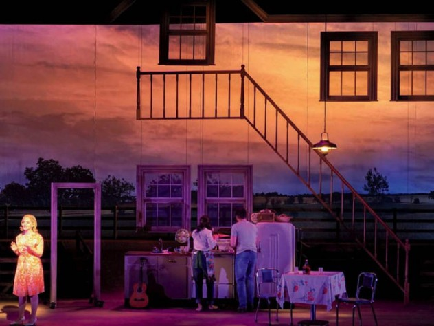 Lighting and set designer Elizabeth Mak communicates stories