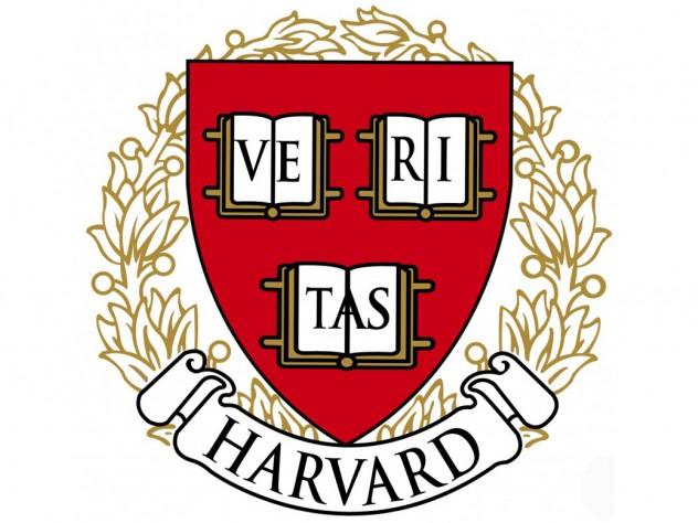 Harvard University Shield