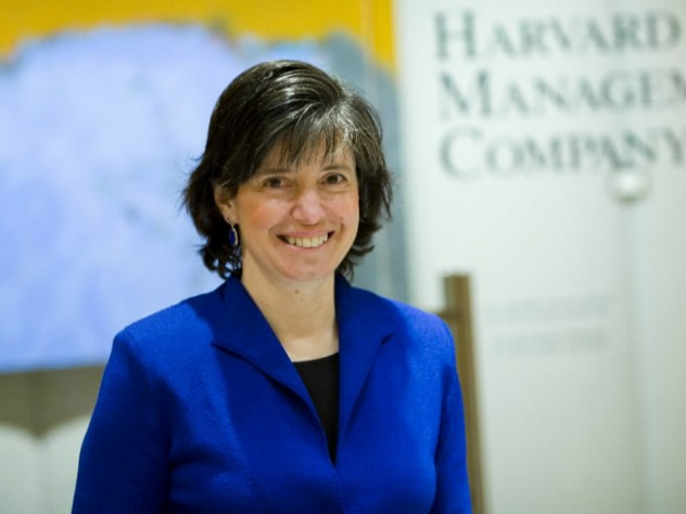 Harvard Management Company president and CEO Jane Mendillo