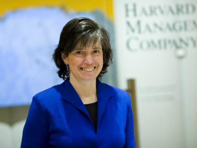 Harvard Management Company president and CEO Jane Mendillo