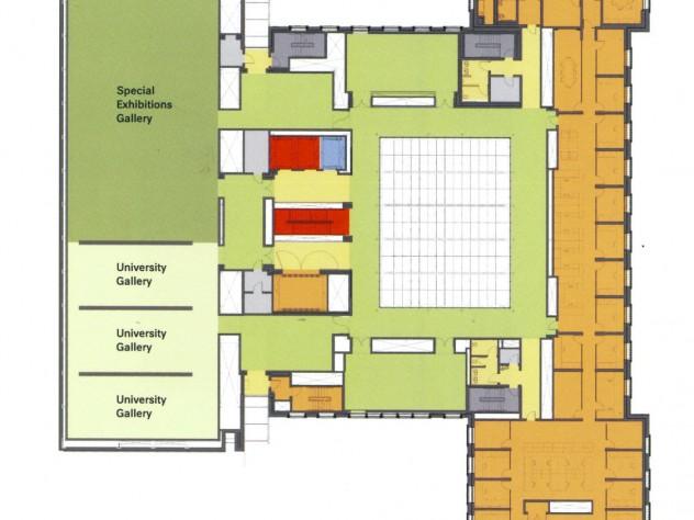 "Level 3 - View <a href=""http://harvardmagazine.com/sites/default/files/img/article/0913/Level3sm.jpg"">larger floor plan</a>"