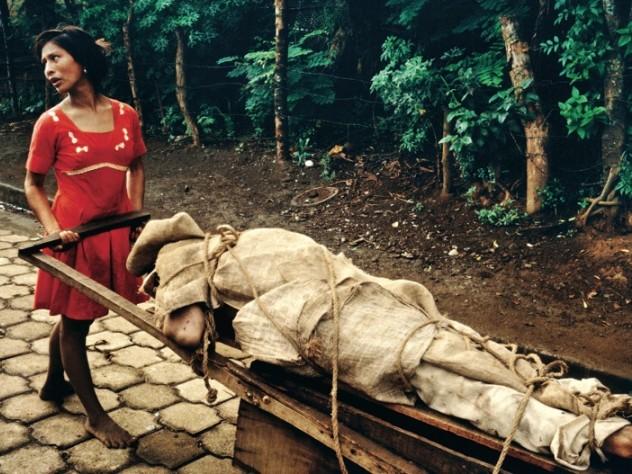 Monimbo,  Nicaragua, 1979