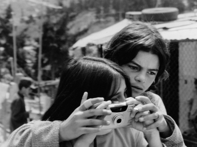 From <i>Shooting for Peace: Youth Behind the Lens,</i> a Peabody Museum exhibit of photographs by young people fleeing rural violence in Colombia