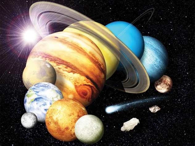 """An image from """"What is a Planet?"""" at the Center for Astrophysics"""