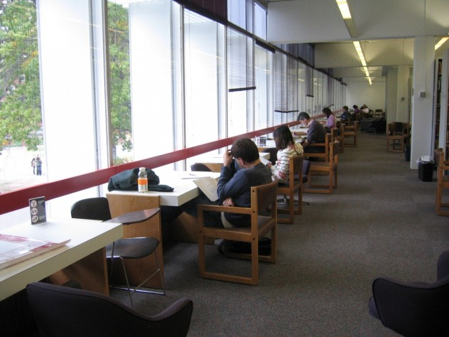 """Collaborative spaces for """"making and doing"""" will be part of the reimagined library."""