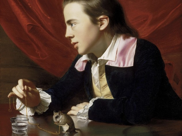 John Singleton Copley&rsquo;s <i>A Boy with a Flying Squirrel,</i> 1765