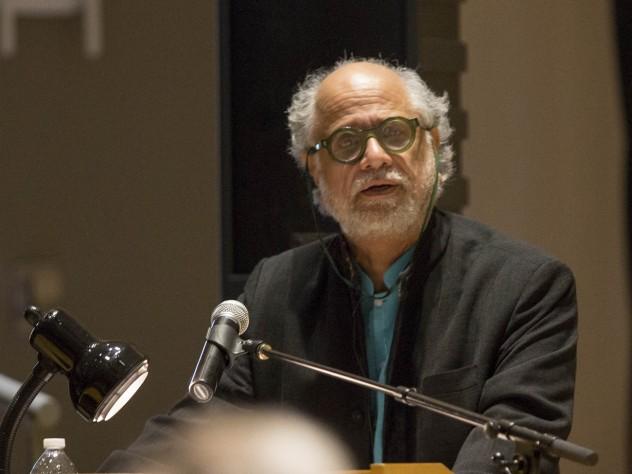 """""""Creative Spark"""" panel participant Homi Bhabha"""