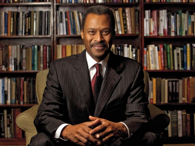 """""""I don't want Morehouse to just survive,"""" says its new president, John S. Wilson Jr., """"I want it to thrive."""""""