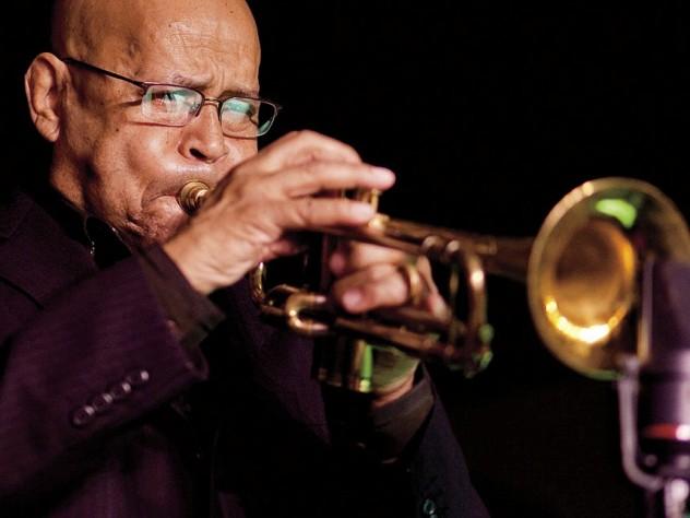Harvard artist-in-residence trumpeter Eddie Henderson