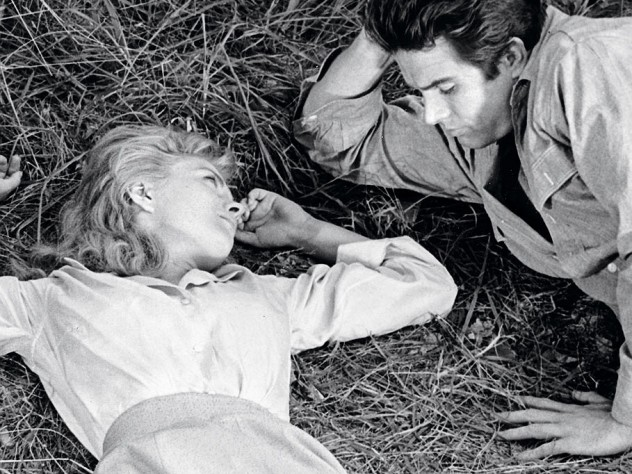 the 1964 film <i>Lilith</i> is part of a retrospective on director Robert Rossen at the Harvard Film Archive