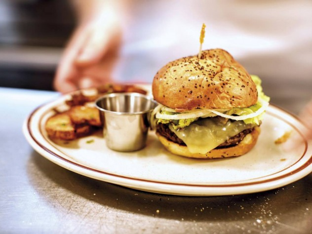 The Kirkland Tap & Trotter, a convivial bistro-cum-pub not far from Harvard Square, draws crowds for beers, burgers, and banana splits.