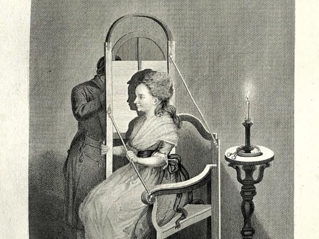 A 1792 engraving by Thomas Holloway