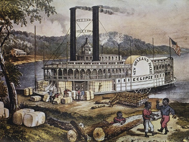 Global demand for cotton transformed the American South into the world's most important cotton-producing region.