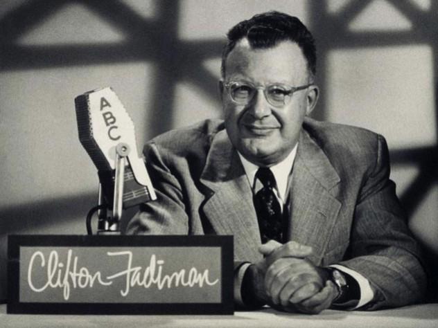 Clifton Fadiman