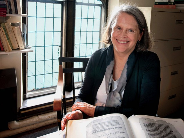 Karen King, historian of the early Christian church | Harvard Magazine