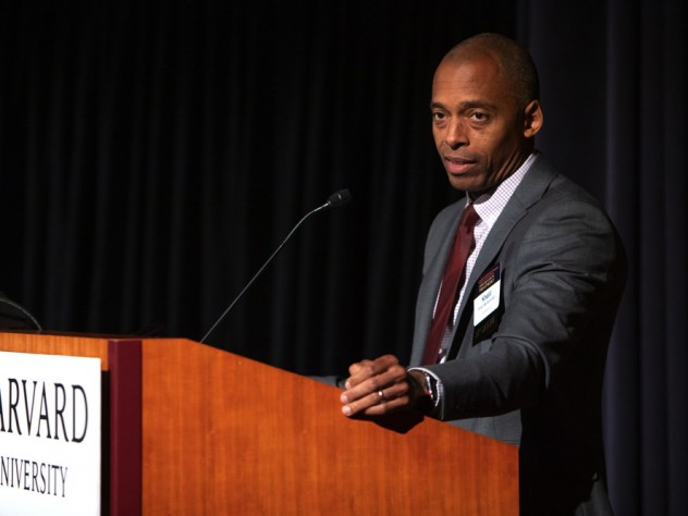 Kennedy School historian Khalil G. Muhammad described how racism influenced the criminalization of drug use.