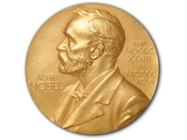 Image of a Nobel Prize medal