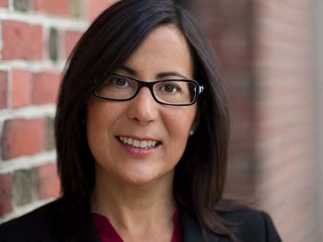 Headshot portrait of Mayra Rivera
