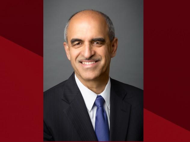 Photo of Srikant M. Datar, dean-designate of Harvard Business School