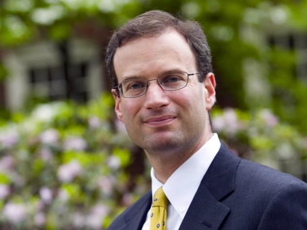 Daniel S. Shore, vice president for finance and CFO