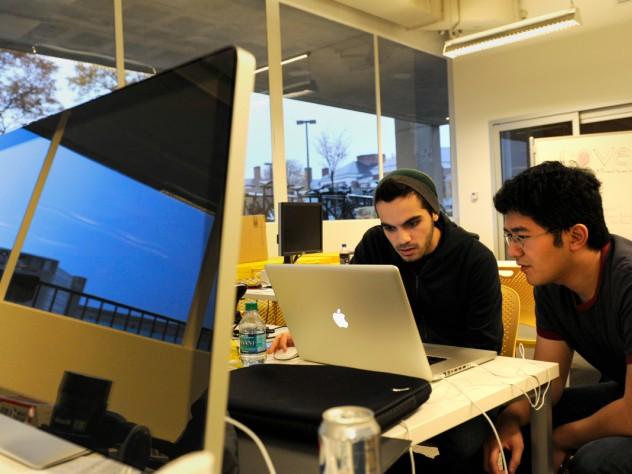 Fluid-fueled entrepreneurs at work