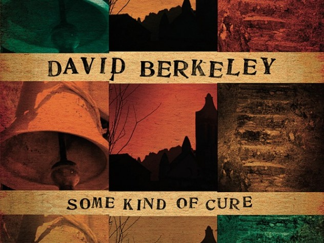 The cover of David Berkeley's newest CD, <i>Some Kind of Cure.</i>