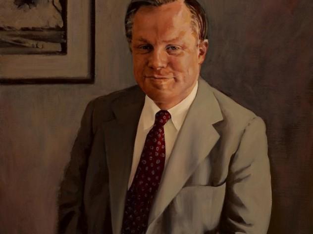 Fred Jewett, former dean of Harvard College