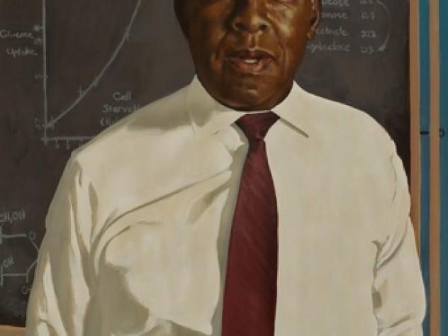 Harold Amos, late Presley professor of microbiology and molecular genetics at Harvard Medical School