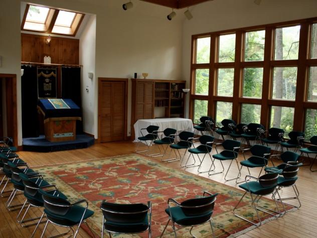The Isabella Freedman Jewish Retreat Center
