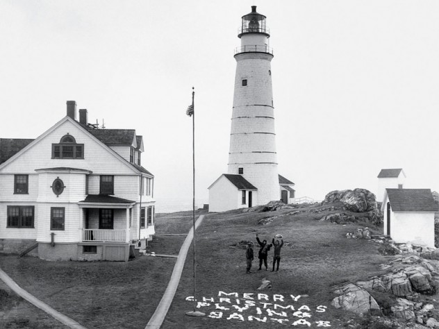 Greetings from Boston Light (1958)