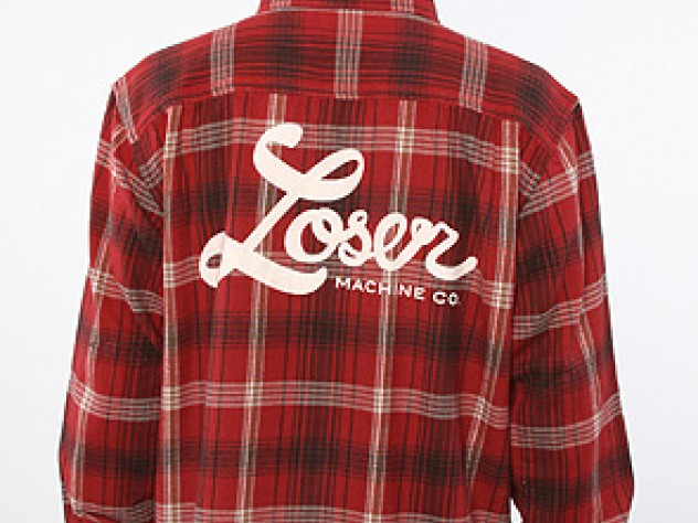 The Holden Buttondown Shirt by Loser Machine