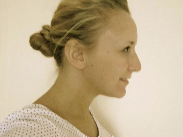 Artist Samantha Holmes