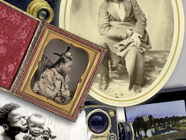 From <i>Daguerreotype to Digital</i> at the Peabody Museum