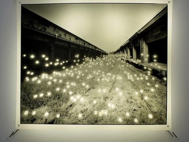 <i>#384, Kokuritsu-Soko 2</i> (1999), by Tokihiro Sato, Shad Hall