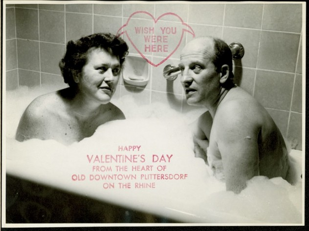 A 1956 Valentine